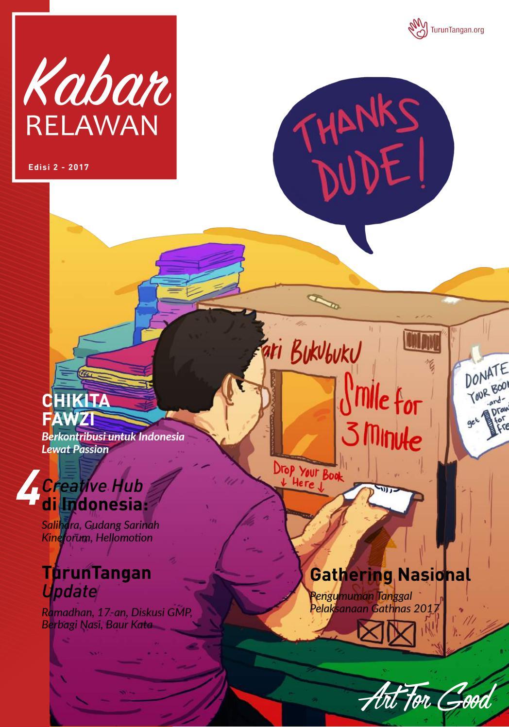 Kabar Relawan Edisi 12 By TurunTangan Issuu