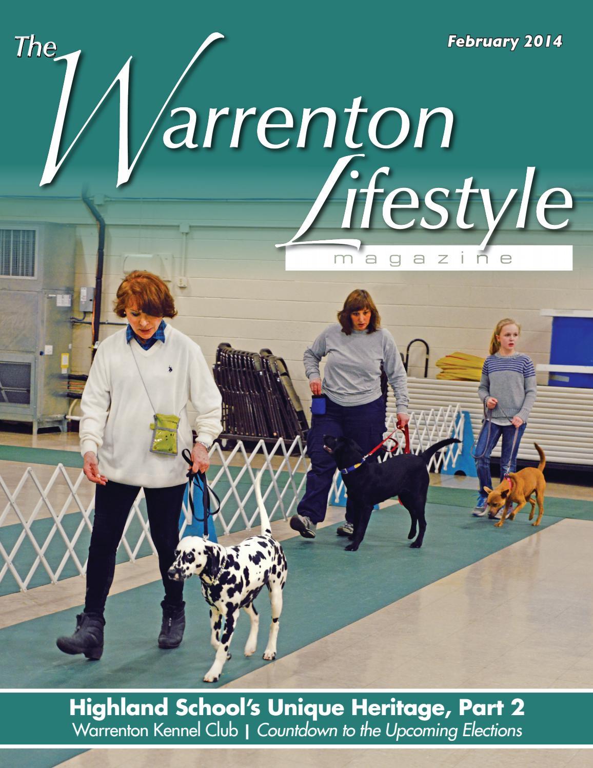 Warrenton Lifestyle Magazine February 2014 By Piedmont Publishing Group Issuu