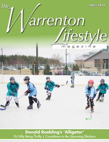 6c43db092d Warrenton Lifestyle Magazine April 2014 by Piedmont Publishing Group ...