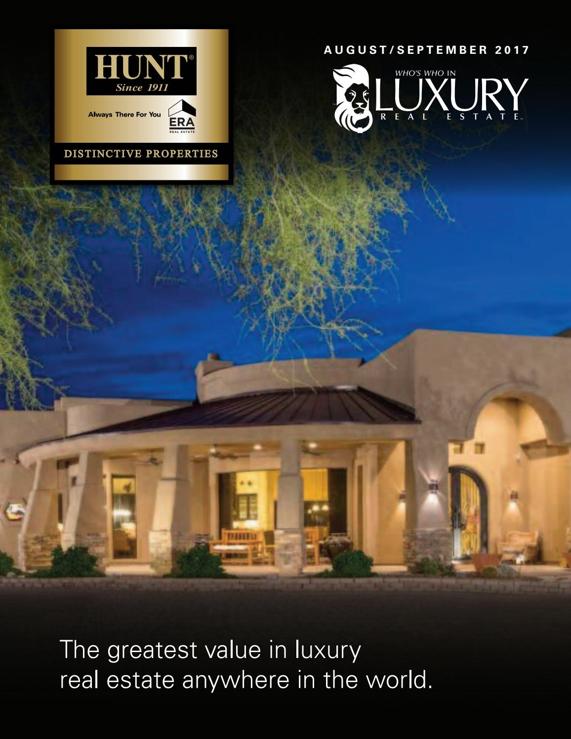 2016 602 215 399 unique contemporary - August September 2017 Distinctive Properties By Hunt Marketing Issuu