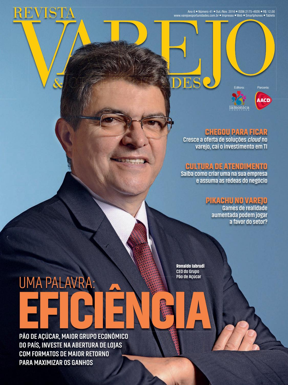 adb1b9c5f Revista Varejo   Oportunidades nº 41 by Editora Lamonica Conectada - issuu