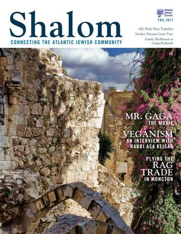 Shalom Connecting the Atlantic Jewish Community