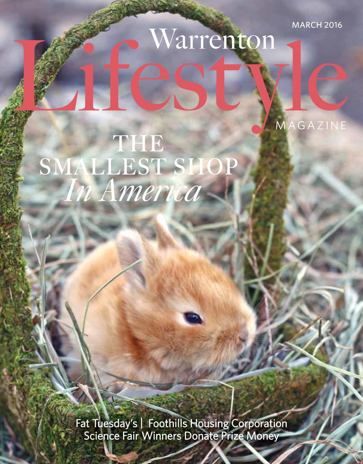 Warrenton Lifestyle Magazine March 2016 By Piedmont Publishing Group Wiring Money Domestically Issuu