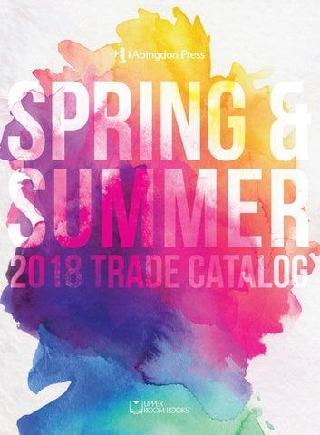 Abingdon press spring summer 2018 trade catalog by abingdon press page 1 fandeluxe Images