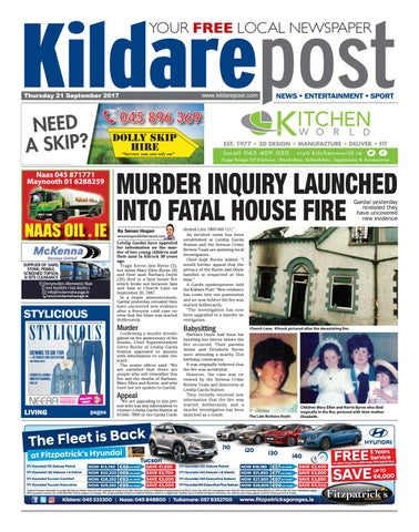 Kildare post 21 09 17 by River Media Newspapers - issuu a22e6f20ba
