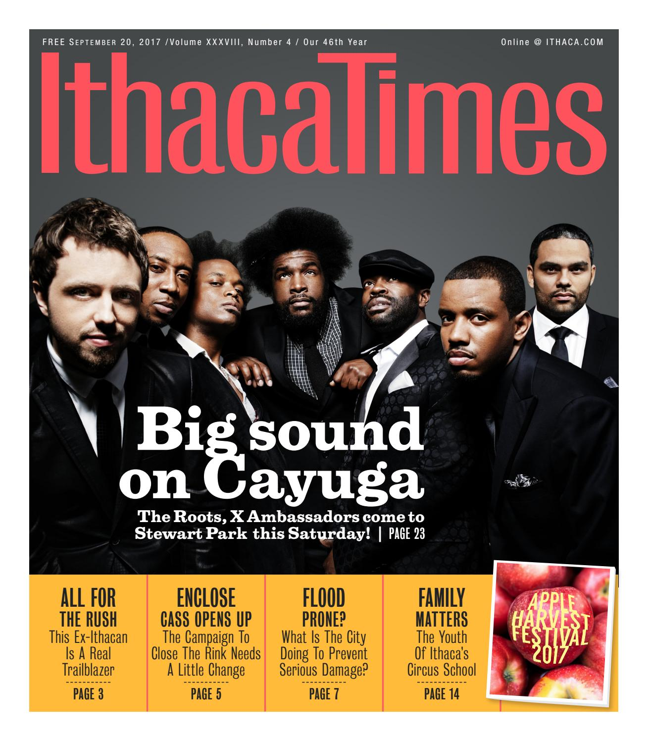 September 20, 2017 by Ithaca Times - issuu