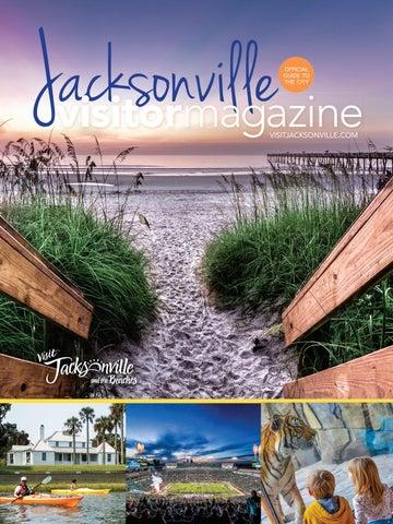 Jacksonville Official Visitor Magazine By Visit Jacksonville Issuu