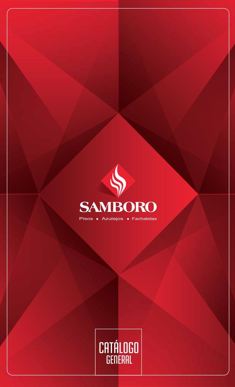 Catalogo samboro GENERAL by mercadeo - Issuu