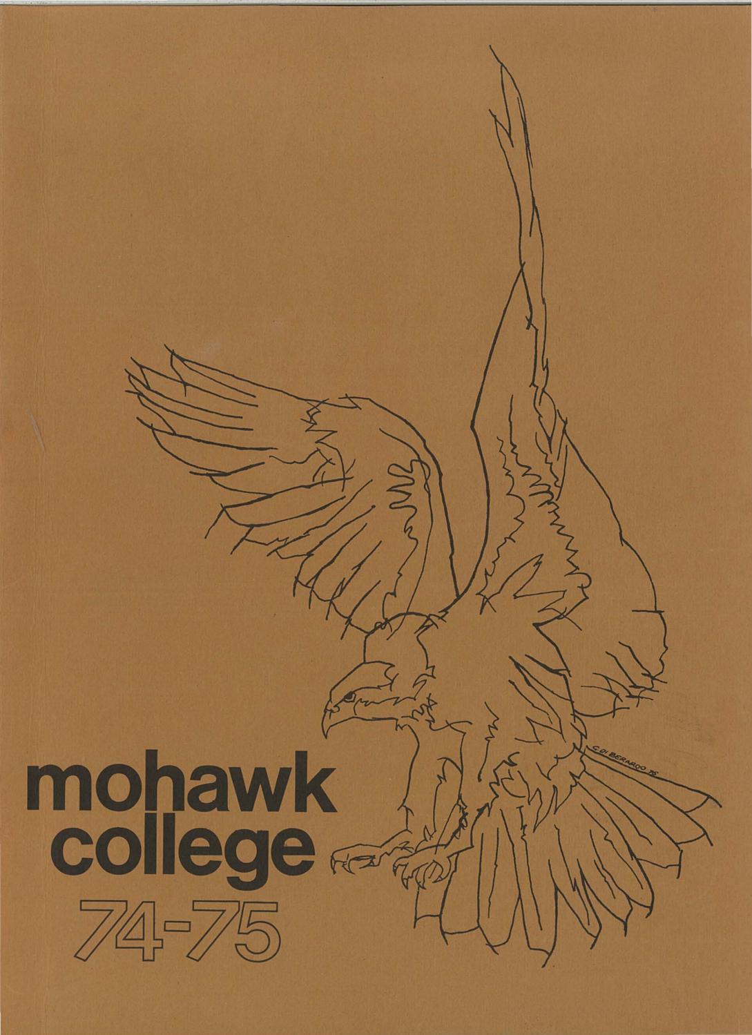1974-75 Yearbook by Mohawk College Alumni Association - issuu