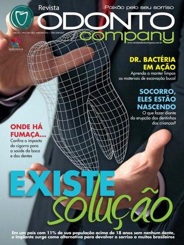 5baee86f1 Revista Odonto Company nº 08 by Editora Lamonica Conectada - issuu