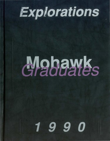 1990 Yearbook By Mohawk College Alumni Association Issuu