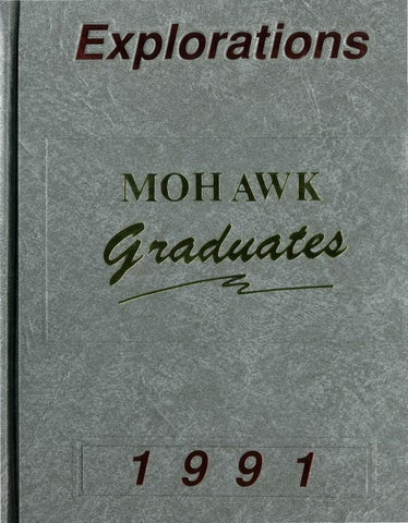 1991 Yearbook By Mohawk College Alumni Association Issuu