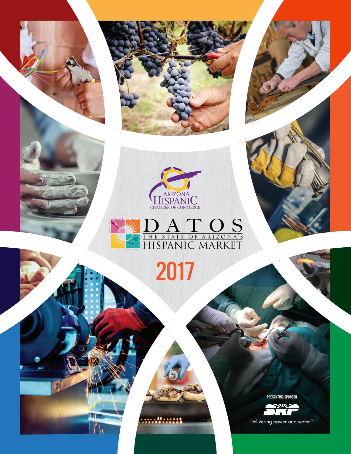 DATOS Book 2017 by ARIZONA HISPANIC CHAMBER OF COMMERCE - issuu