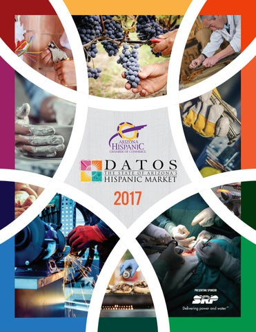 Datos book 2017 by arizona hispanic chamber of commerce issuu page 1 fandeluxe Gallery