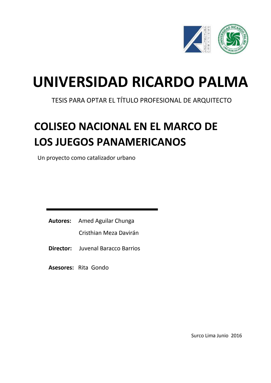 Coliseo Nacional en el Marco de los Juegos Panamericanos by ...