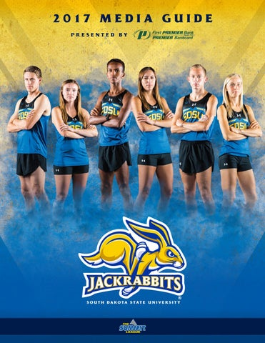 7acb6d70cf1 South Dakota State University 2017 Cross Country Media Guide by ...