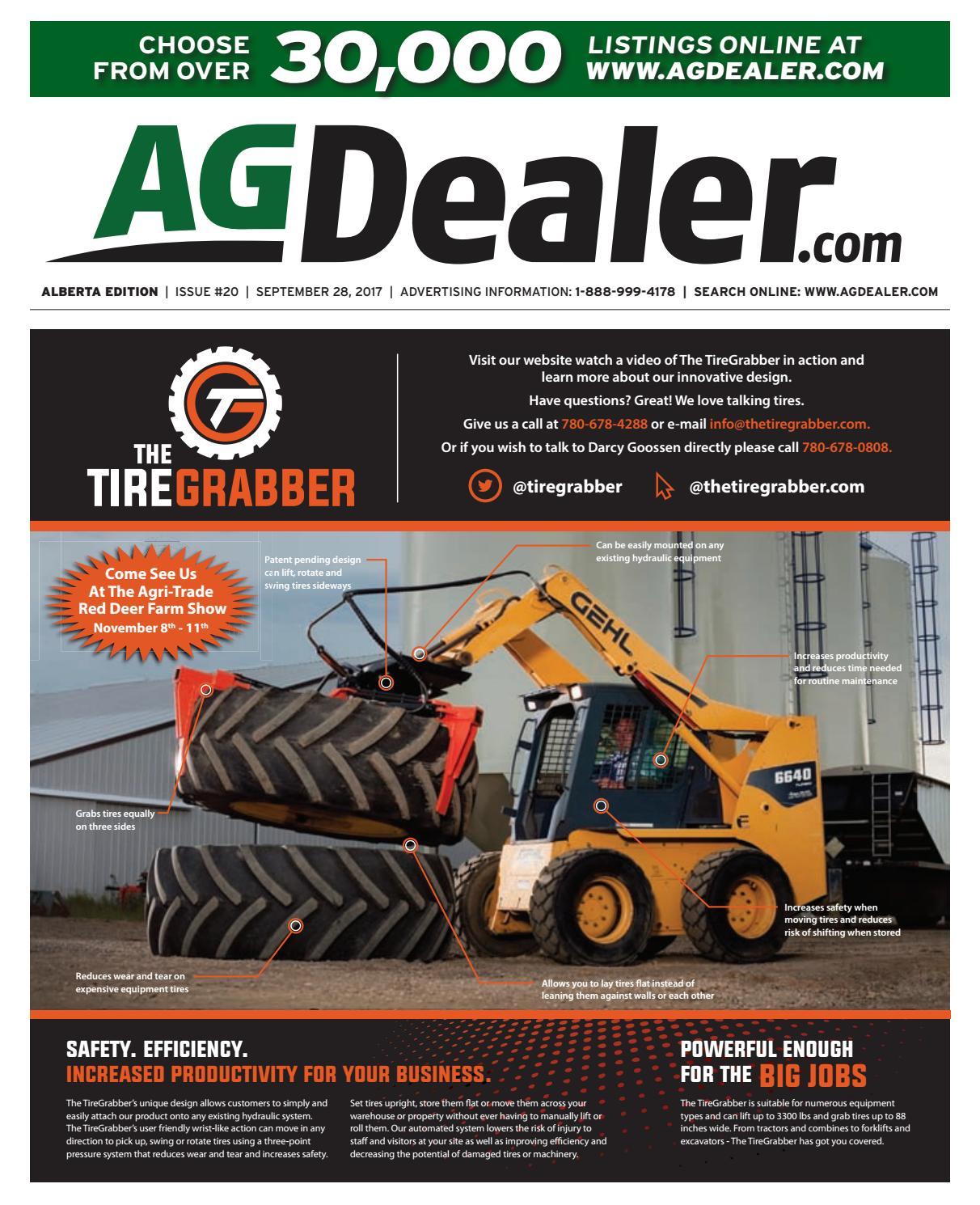 Wheel & Deal Alberta, September 28, 2017 by Farm Business  Communications - issuu
