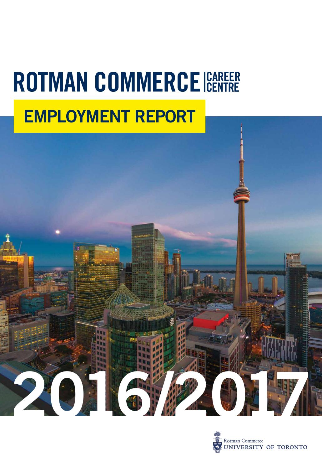 rotman commerce Rotman commerce at the university of toronto: world-class program, world-class school.