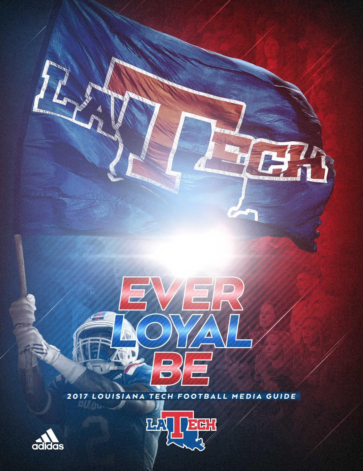 f6280be953d 2017 Louisiana Tech Football Media Guide by Louisiana Tech Athletics - issuu
