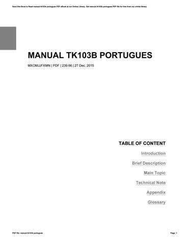 manual tk103b portugues by irsa24sania issuu rh issuu com manual tk103b portugues download tk103b manual portugues rastreador