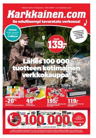 Kärkkäisen mainos (24 2017) (E) by Tavaratalo J. Kärkkäinen Oy - issuu e2bacf90b4