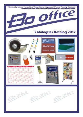 Bo Office Katalog 2017 By Sascha Hugli