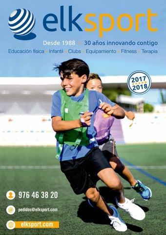a20ad07b079 Catálogo elk sport 17 18 by Elk Sport - issuu