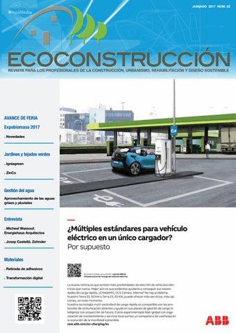 e7192f6f7292 Revista Ecoconstrucción Junio - Agosto 2017 by Revista ...