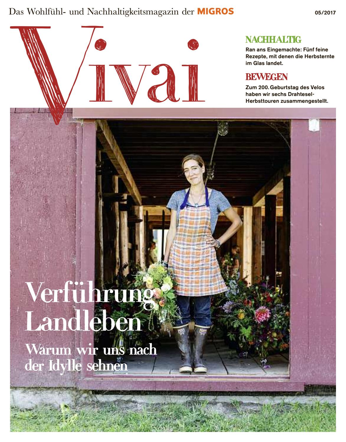 Vivai d 05 2017 by Migros - issuu