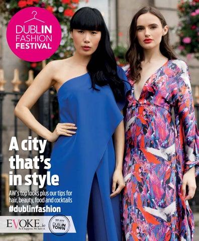 21ed7d91475 Dff2017 lookbook by Dublin Fashion Festival - issuu