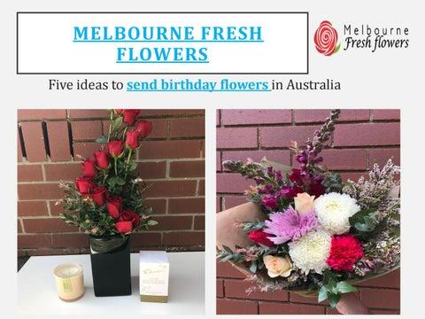 Surprised Someone Special Sending Birthday Flowers Online In