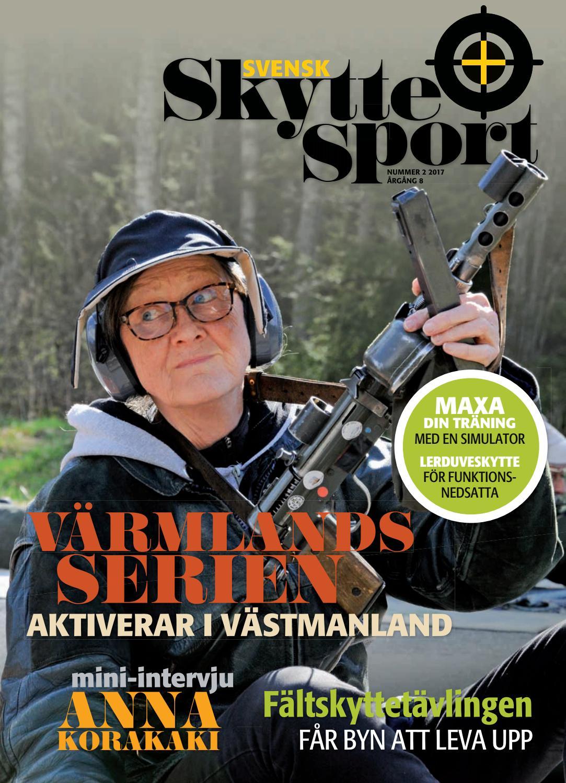 Svensk Skyttesport nr 2 2017 by Svensk Skyttesport - Issuu
