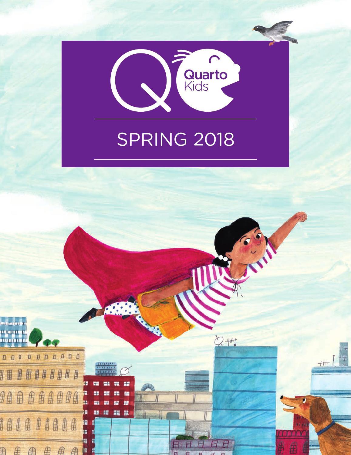 UK Spring 2018 Childrens Catalogue By QPGUK4