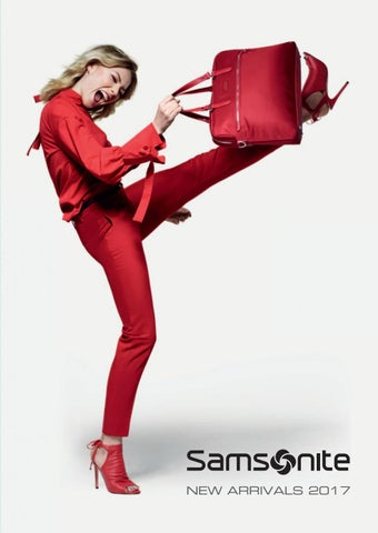 9b97eccc4b Samsonite New Arrivals by Reklamegaver AS - issuu