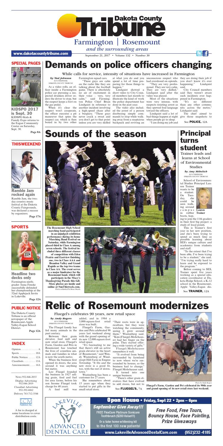 dct9 21 17 by dakota county tribune issuu rh issuu com