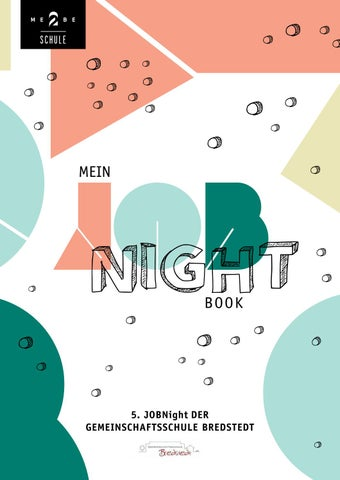 Mein JobNight Book by ME2BE - issuu