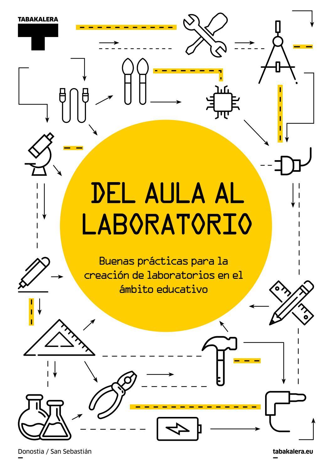 Del aula al laboratorio by Tabakalera - issuu