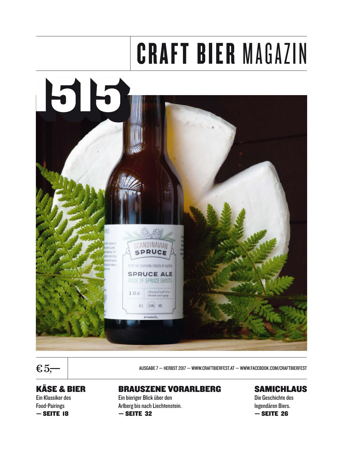 1515 craft bier magazin #07 – herbst 2017 by craft bier fest - issuu