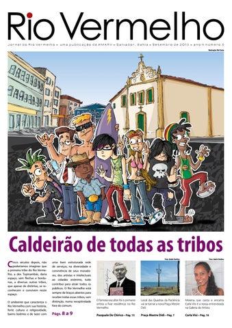Jornal do Rio Vermelho - 05ª edição by Blog do Rio Vermelho - issuu 3324985942