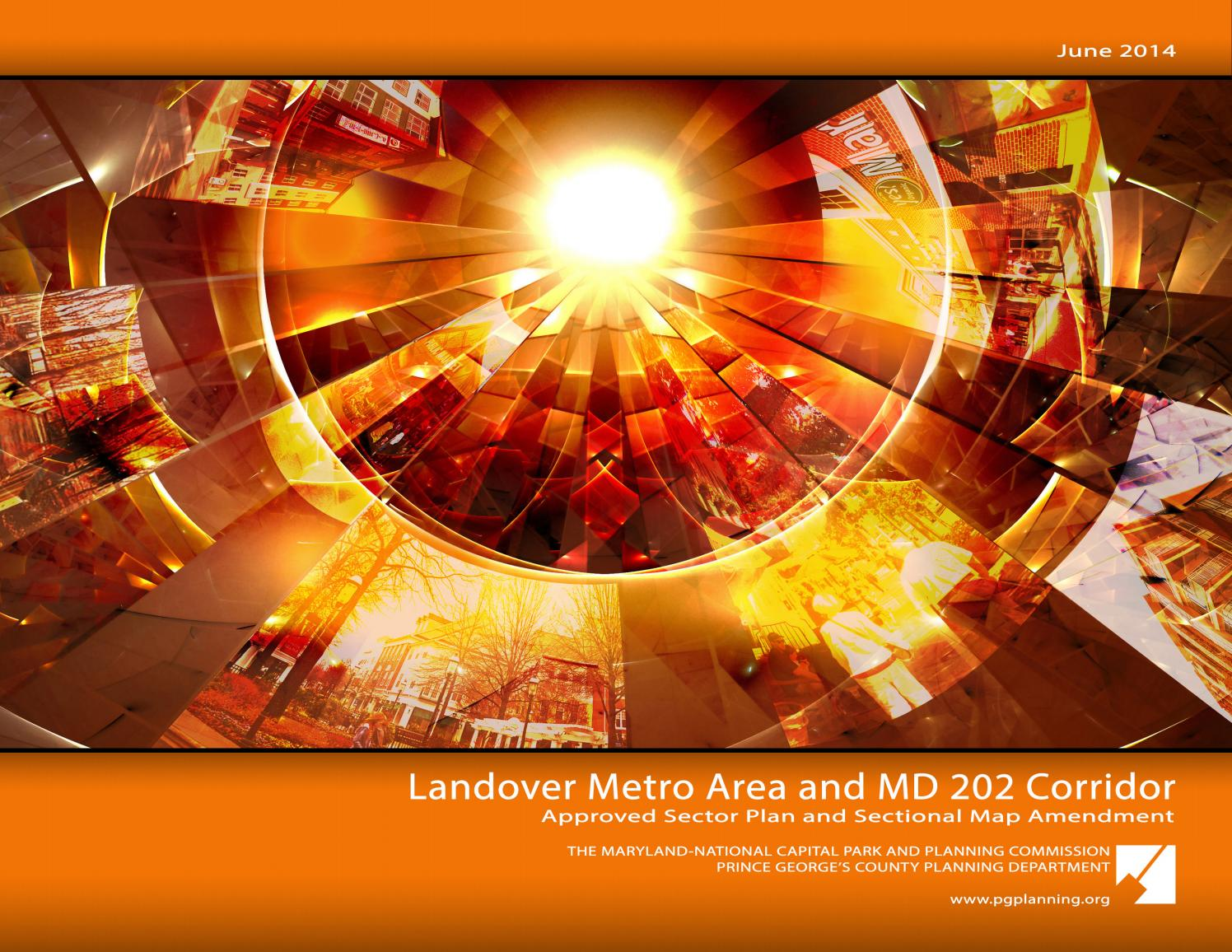 Landover Metro Area and MD 202 Corridor Approved Sector Plan ... on