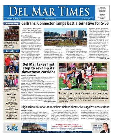 c2143bfdfd60b Del Mar Times 09 21 17 by MainStreet Media - issuu