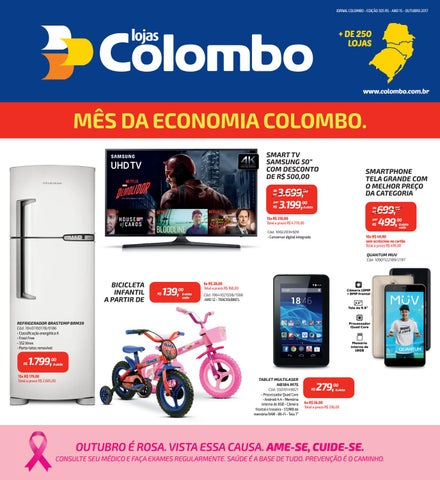 d5aa44680 JORNAL COLOMBO - EDIÇÃO 305 RS - ANO 15 - OUTUBRO 2017