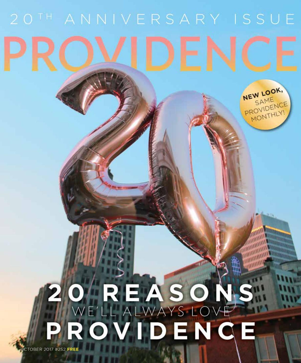 Providence Monthly October 2017 by Providence Media - issuu
