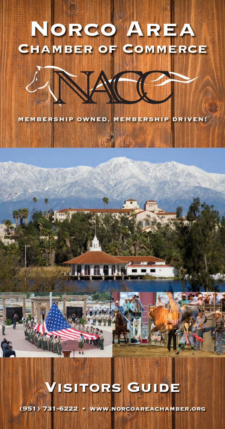 Norco CA Visitors Guide 2017-2018 by Town Square Publications, LLC ...