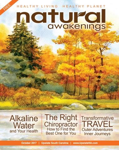 October 2017 Natural Awakenings Upstate by Natural
