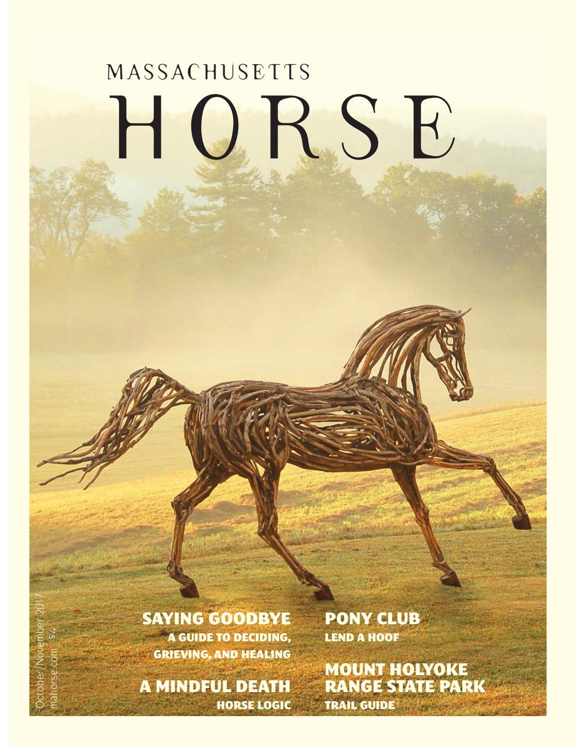 Massachusetts Horse October/November Issue by Community