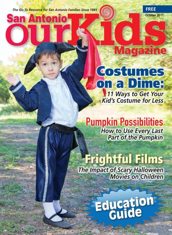 Our Kids Magazine October 2017 by Our Kids Magazine - issuu
