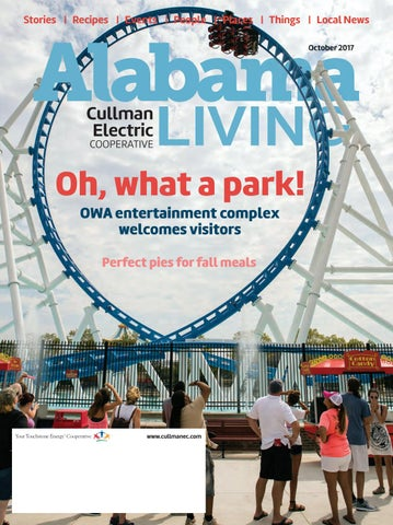 Late Afternoon Launch In Bordner Park >> October 2017 Cullman By Alabama Living Issuu