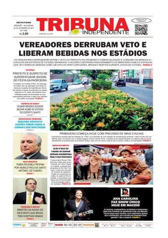Edição número 2988 - 22 de setembro de 2017 by Tribuna Hoje - issuu 989738499e
