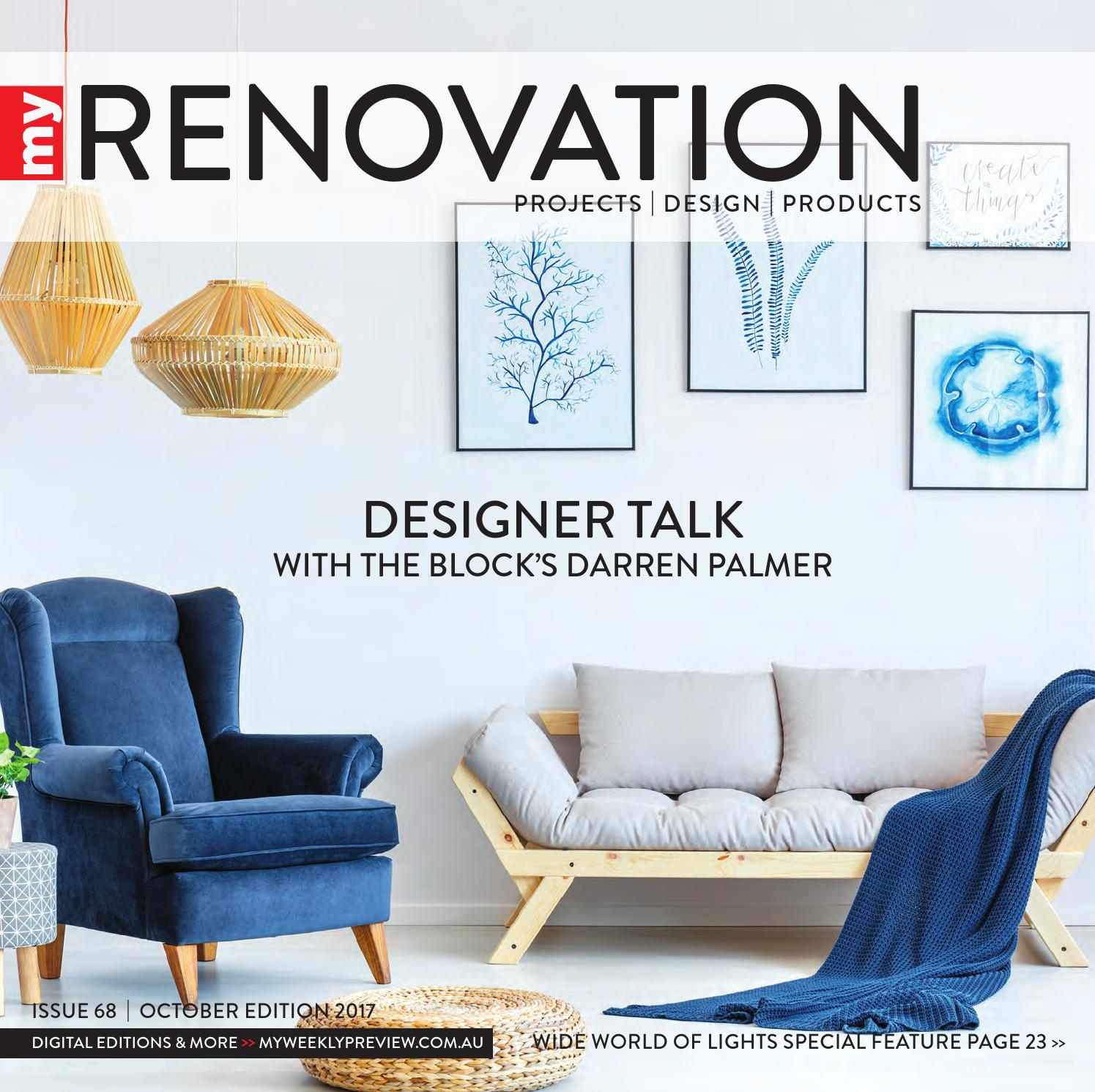 My Renovation October 2017 By My Weekly Preview Issuu